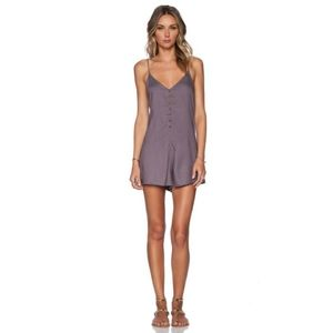 Revolve Purple Rompers